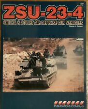 ZSU-23-4 Shilka and Soviet Air Defense Gun Vehicles by Concord Publications