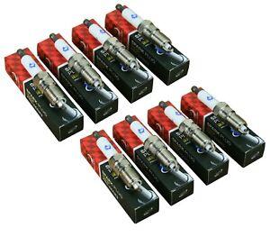 8pc Set of Dragon Fire Performance Iridium Spark Plugs LSx LS1 LS2 LS3 LS6 LS7