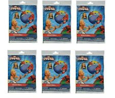 "Party Favors Licensed Marvel Spiderman Inflatable Beach Ball 20""-6 Pack"