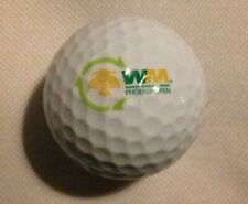 2019 WASTE MANAGEMENT PHOENIX OPEN BALL RICKIE FOWLER WINS NON SIGNED AUTOGRAPH!