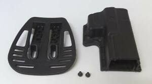 UNCLE MIKES COMPETITION REFLEX HOLSTER (RH) Size 21 ~ Model # 74217 for GLOCK !!