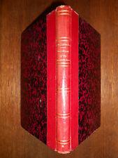 VILLENEUVE-HAUTERIVE, Illusions et mécomptes d'un vieux Agriculteur 1834 Castres