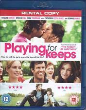 Playing For Keeps (Blu-Ray, 2013) Brand New - Rental Blu Ray