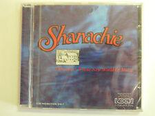 SHANACHIE - DISCOVER A WHOLE NEW WORLD OF MUSIC CD PROMO NEU & OVP