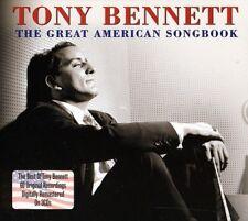 TONY BENNETT - THE GREAT AMERICAN SONGBOOK 3 CD NEUF