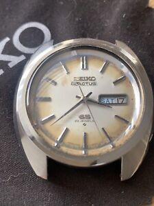 Seiko Vintage 5Actus SS 1970 23 Jewels Automatic
