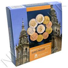 SPAIN set official eur proof 2018 - 50 ANNIVERSARY OF S.M. KING FELIPE VI