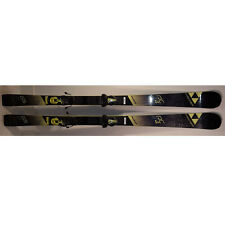 2018 Fischer RC4 WC GS 145cm Jr Demo Race Skis w Fischer Z9 bindings (MH37)