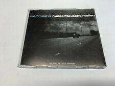 Wolf Maahn - HUNDERTTAUSEND MEILEN - CD Single © 1991