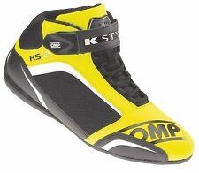 Bottes et chaussures sport noirs pour automobile, Taille 42
