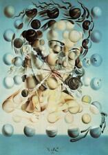 Galatea of the Spheres Salvador Dali Series Movie Poster Canvas Premium Quality