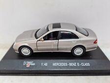 HighSpeed Mercedes-Benz E-Class, silver 1:43