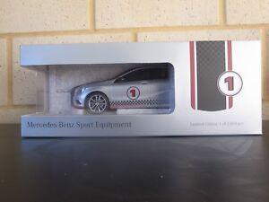 Mercedes Benz A Class Sport Equipment polar silver metallic 1:18 Limited 2000
