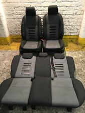 Ford Focus Mk2 2008 Interior Front And Rear Seats 5 Door Hatchback