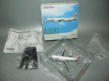 Dragon Wings 55284 EUROFLY AIRBUS A320 Airplane I-EEZD 1:400 DIECAST MODEL New