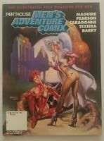 PENTHOUSE MEN'S ADVENTURE COMIX #1 BORIS COVER 1995 HARD TO FIND FIRST ISSUE!