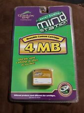 LeapFrog Quantum Leap Mind Station 4Mb Resuable Content Cartridge New