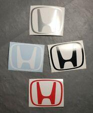 Honda Detached Car Logo Vinyl Decal Sticker Window For CIVIC ACCORD CRV VTEC SI