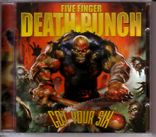 CD (NEU!) . FIVE FINGER DEATH PUNCH - Got your Six (5FDP Jekyll and Hyde mkmbh