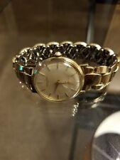 Vintage Automatic Ulysse Nardin Chronometer 10k Gold Filled Men Watch 14k band