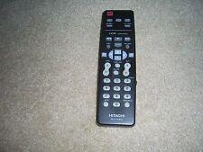 Hitachi Remote Clu-141Ui (Vcr) Rare Untested, Clean,Used condition