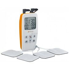 3 in 1 TENS UNIT + MASSAGER + MUSCLE STIM MACHINE - USED BY PHYSIOTHERAPISTS
