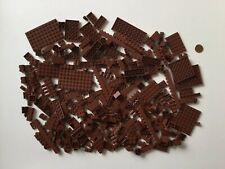 Lego Reddish Brown Piece Collection Lot