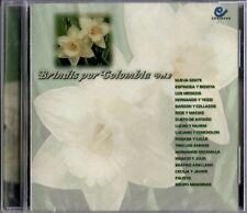 Brindis Por Colombia Volume 2 Latin Music CD