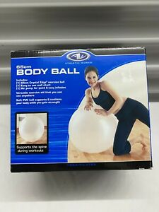 Athletic Body Ball With Pump 65cm/25.6in