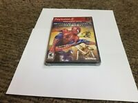 Spider-Man: Friend or Foe (Sony PlayStation 2, 2007) ps2