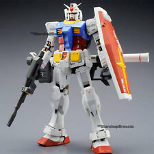 GUNDAM - 1/100 RX-78-2 Ver. 3.0 Master Grade Model Kit MG Bandai
