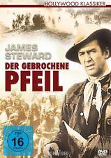 DVD DER GEBROCHENE PFEIL # James Stewart, Debra Paget ++NEU