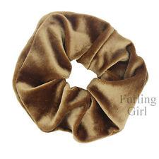 1X Velvet Scrunchies Ponytail Holder Hair Accessories Lot Elastic Hair Band