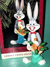 HALLMARK Keepsake 1993 BUGS BUNNY  Looney Tunes CHRISTMAS ORNAMENT Vintage NEW