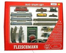 More details for fleischmann 'n' gauge 9372 duo start set