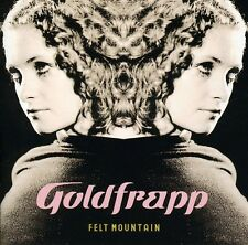 Goldfrapp - Felt Mountain [New CD] UK - Import