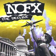 "NOFX ""THE DECLINE"" CD NEW"