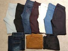 Lot de pantalons et jupes femme que de marque cache-cache. T36 Idéal revendeur