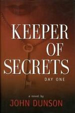 Keeper of Secrets: Day One-ExLibrary
