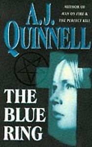 The Blue Ring by A. J. Quinnell (Paperback, 1994)
