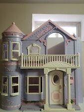 BARBIE DOLL DOLLHOUSE VICTORIAN DREAM HOUSE Elevator  Purple