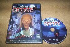 DVD LES CONTES DE LA CRYPTE film d'horreur no 9