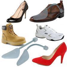 Shoe Shapers Plastic Flexible Tree Stretchers Football Boots Unisex Mens Ladies