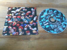 CD Metal Dub War - Extra Pain (3 Song) Promo EARACHE REC cb