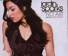 Jordin Sparks No air (2008; 2 tracks, feat. Chris Brown) [Maxi-CD]