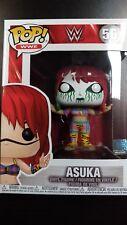 *IN HAND* Funko POP WWE Asuka in green mask Walmart
