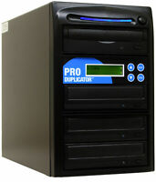 Produplicator 1-3 Burner 24X SATA CD DVD Duplicator Duplication Tower
