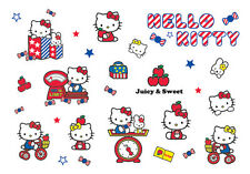 Hello Kitty Pink Sanrio Decal Sticker  High Quality Print