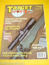 TARGET SPORTS - SHOOTING ON THE INTERNET - MARCH 2001