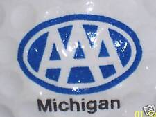 (1) Vintage Aaa Michigan Logo Golf Ball Balls